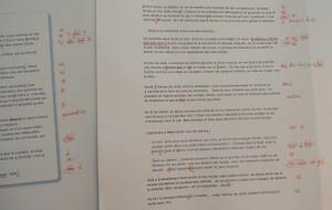 Préparation de copie